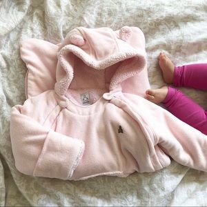 BabyGap Bear Fleece Winter Suit